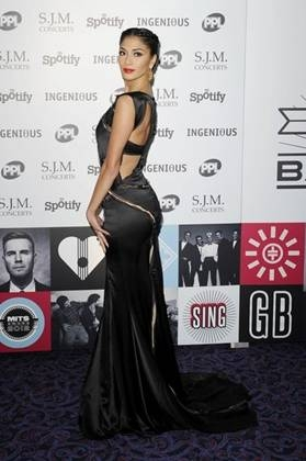 dress by Rafael Cennamo